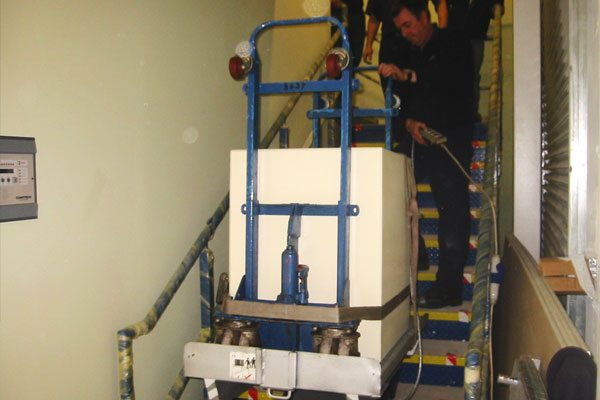 Safe Moving Stairlift image