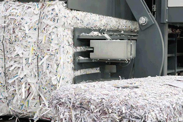 Industrial Waste Paper Shredder image
