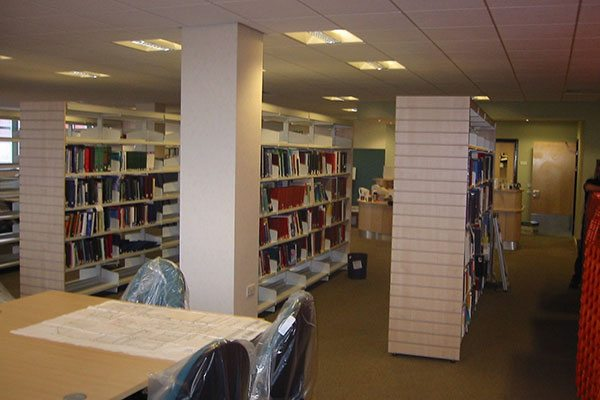 Library Relocation Services
