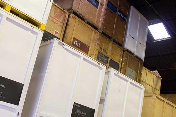 Housleys Sheffield Storage Facilities
